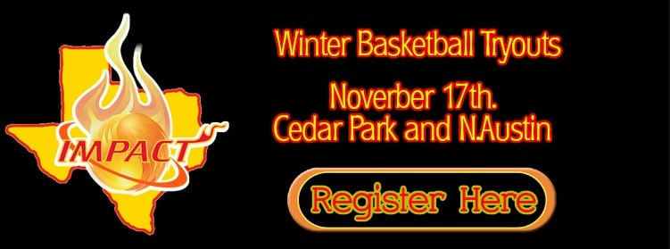 Austin and Cedar Park basketball winter league