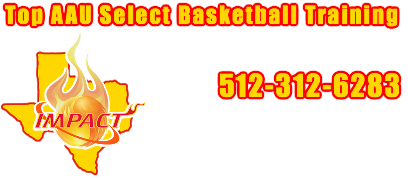 Impact Sportz Austin Youth Basketball