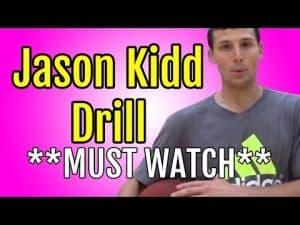 Basketball Drills To Help Your Dribbling Skills – The Jason Kidd Drill   Chris Paul, Derrick Rose