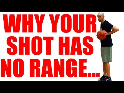 Get UNLIMITED Shooting Range In Minutes! 3 Basketball Drills & Tips!