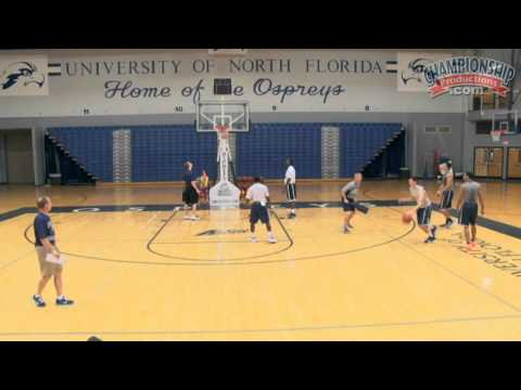 Competitive Shooting Drills for Basketball Practice