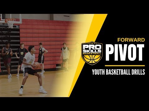 Forward Pivot | Youth Basketball Drills | Pro Skills Basketball