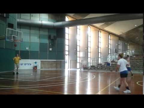 הגדלת טווח קליעה – BasketBall Shooting Drills