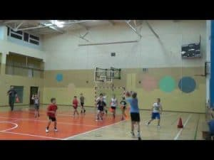 Basketball drills for youth 8 9 year olds – Moving without the ball