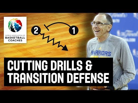 Golden State Warriors' Cutting Drills and Transition Defense – Ron Adams – Basketball Fundamentals