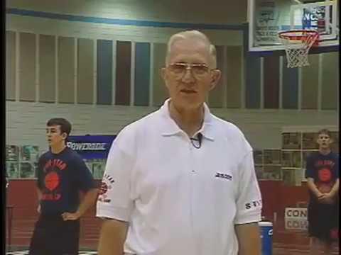 "Fun Basketball Drills – ""Blind Man"" Layup Drill"