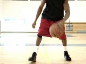 One-Hand-Under Ball Handling Drill   Allen Iverson Streetball Mix Dribbling Workout   Dre Baldwin