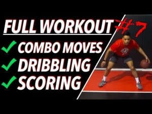 Improve Your Overall Dribbling Package   Full Ball Handling Workout #7   Pro Training Basketball