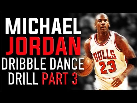 Michael Jordan Dribble Dance Drill (Part 3): Basketball Drills