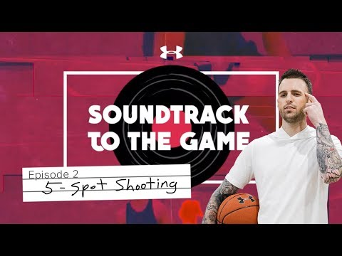 Basketball Drills w/ Chris Brickley  – Five Spot Shooting | Soundtrack to the Game