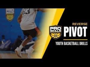 Reverse Pivot   Youth Basketball Drills   Pro Skills Basketball