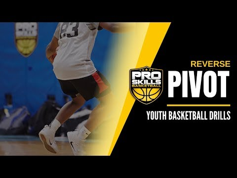 Reverse Pivot | Youth Basketball Drills | Pro Skills Basketball