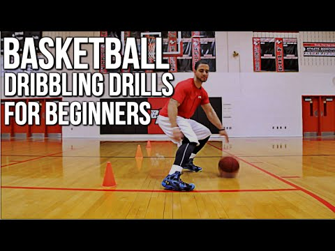 How To: Basketball Dribbling Drills For Beginners!