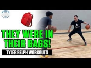 WILD HANDLES During Tyler Relph Workouts!