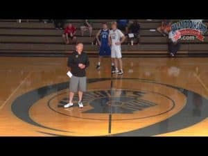 "The ""Circle Press"" Drill for a Basketball Full-Court Press!"