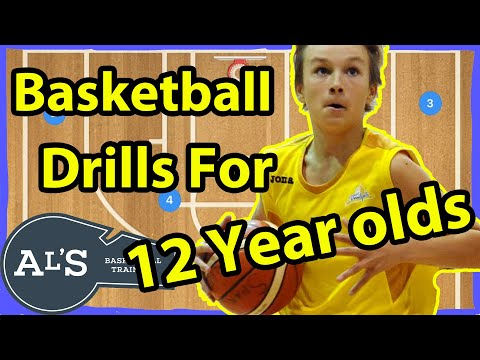 Basketball Drills For 12 year Olds