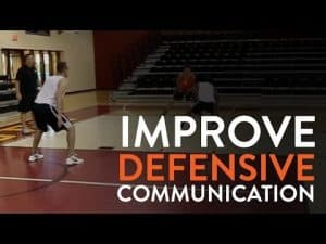 Improve Defensive Communication | Practice Drill | PGC Basketball