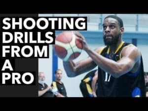 Vlog #6 | Basketball shooting drills for beginners
