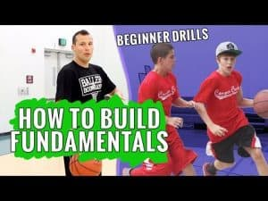 Youth Basketball Drills for Beginners: How To Build Your Fundamentals