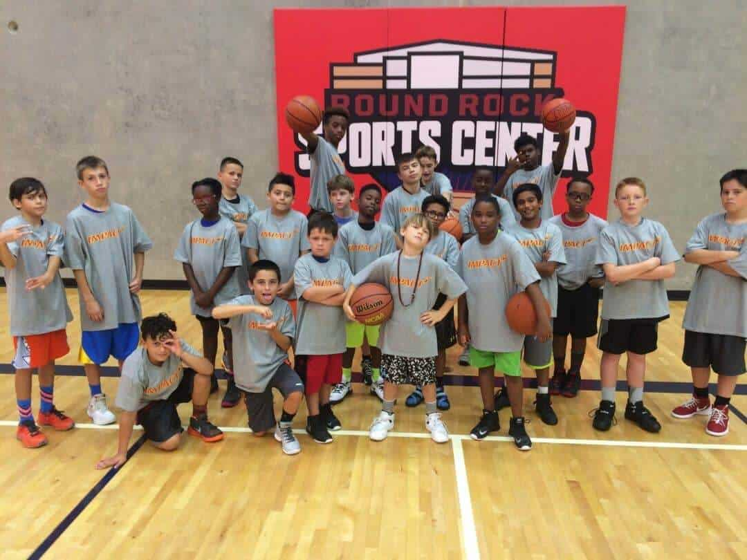 Austin youth basketball camps