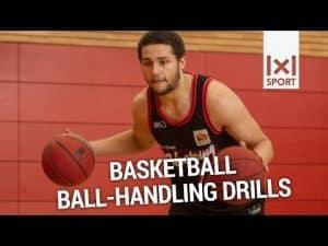Basketball Ballhandling Drills [TRAILER]