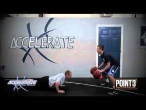 Accelerate Basketball's 100 / 1000 Ball Handling Drill