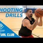 3 Basketball Shooting Drills