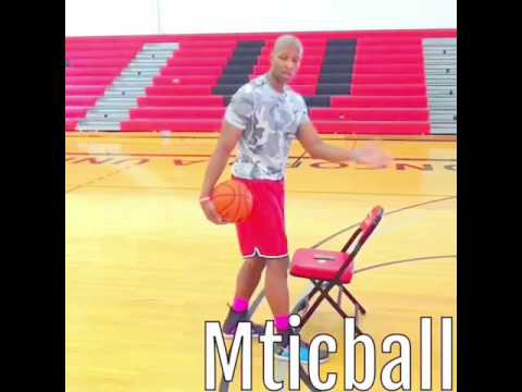 Meticulous Basketball – 5 chair drive and score drill