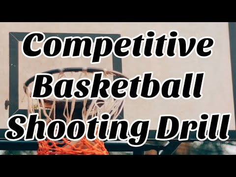 Basketball Shooting Competition Drill
