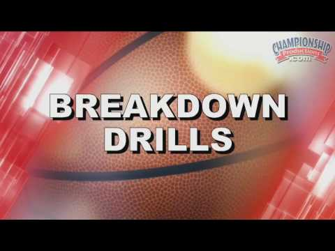 The Swing Offense: Breakdown and Shooting Drills