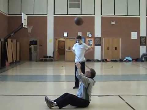 At Home Basketball Shooting Drills