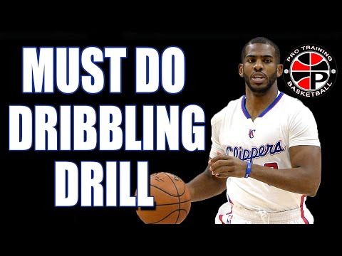 MUST DO Dribbling & Conditioning Drill | Improve Your Ball Handling | Pro Training Basketball