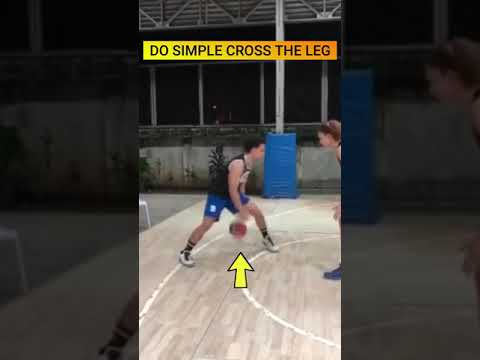 Paano Mag Step Back sa Basketball – #shorts James Harden Signature Step Back Tutorial