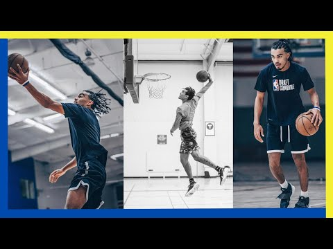 Tre Jones PRE DRAFT WORKOUT || *DOPE*