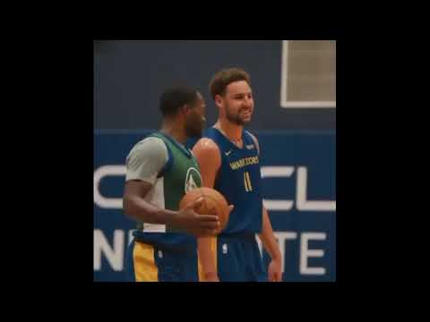 KLAY THOMPSON got INJURED during work out. ||  KLAY THOMPSON WORK OUTS
