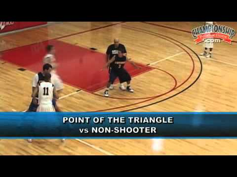 Shut Down Your Opponent's Top Scorers with the Triangle and Two!