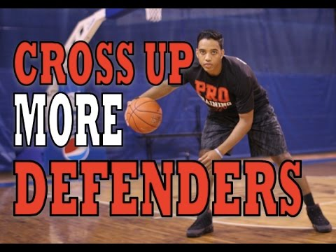 Simple Drill To Crossover More Defenders | Pro Training