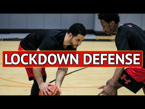 How To Be A Better Defender | LOCKDOWN DEFENSE