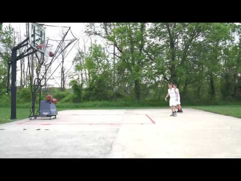 Dr. Dish Basketball Shooting Machine – Outdoor Shooting Drills