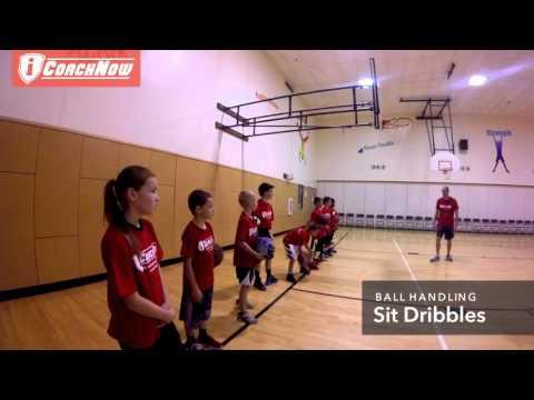 Basketball Ball Handling – Rhythm Drill #2