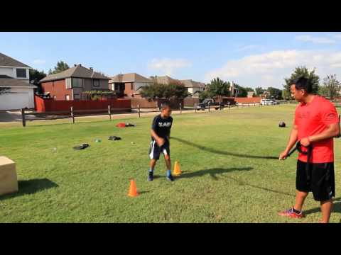 Be Elite Basketball – Speed & Agility Workout