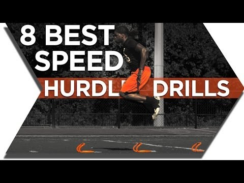 SPEED HURDLE TRAINING – BEST DRILLS FOR MINI HURDLES