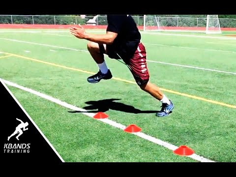 Cone Drills For Kids To Increase Speed
