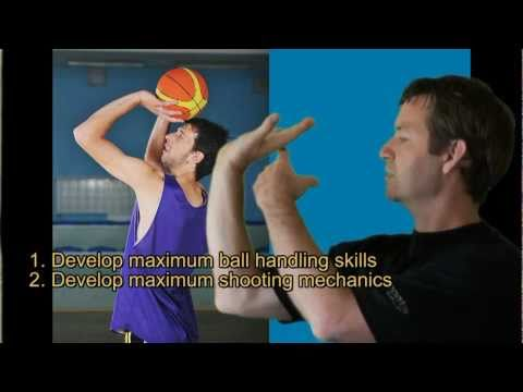 Basketball Shooting Drills & Ball Handling – Conditioning the Hands