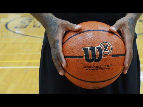 Wilson X Connected Basketball | Shooting Workout with Shot Science