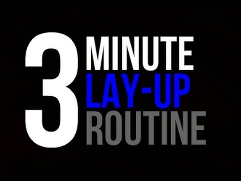 How To: Finish At The Rim – Daily 3 Minute Layup Routine – Pro Training