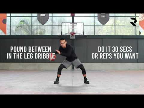 15 Minutes Ball Handling Routine – Stationary Dribble Drills for Beginner