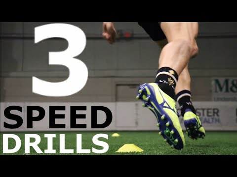 3 Speed and Agility Drills | Increase Your Speed and Agility With These Drills
