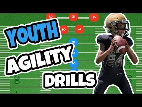 Youth Football Agility Drills