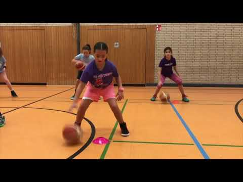 Ballhandling Workout for young Kids – Get them Ready !